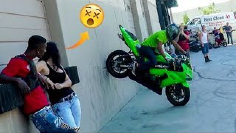 🔥 EPIC Motorcycle MOMENTS🔥 WINS and FAILS💥 Dope or Nope STUNT MANIA 🚀🔥2018