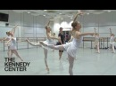 The Suzanne Farrell Ballet - LIVE Rehearsal at The Kennedy Center Gounod Symphony