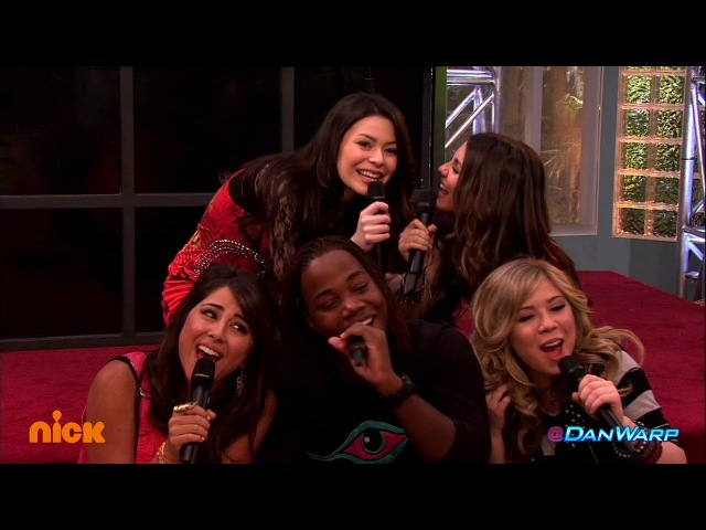 Leave It All To Shine | iParty with Victorious | Dan Schneider