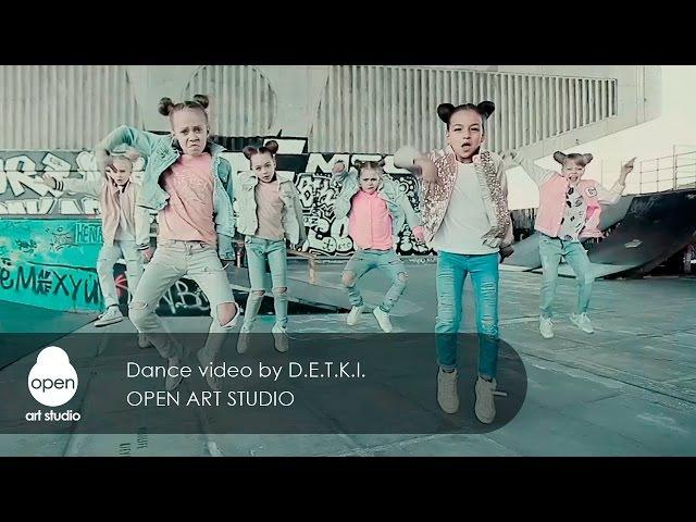 Dance video by D. E. T. K. I. – Open Art Studio