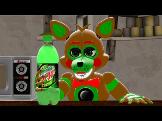 [SFM] Mountain Dew (Ft. Tomislav Fnaf and 12Foxy12)
