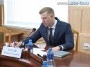 Игорь Чагаев поблагодарил избирателей за активность на выборах президента.