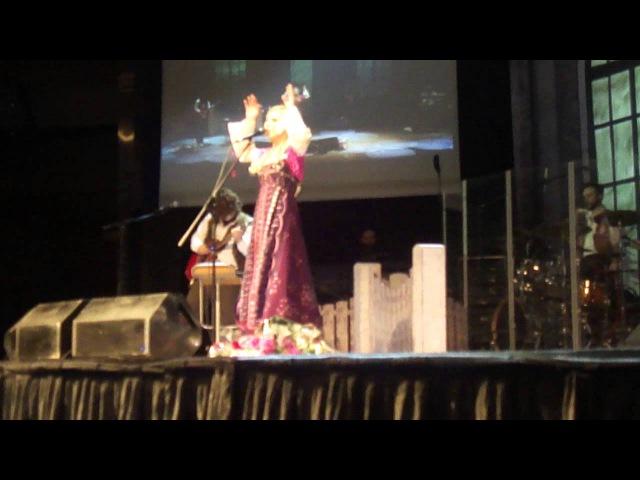 Пелагея♥Концерт в Казани 25 02 2013 На улице дождик Под ракитою Не для тебя смотреть онлайн без регистрации