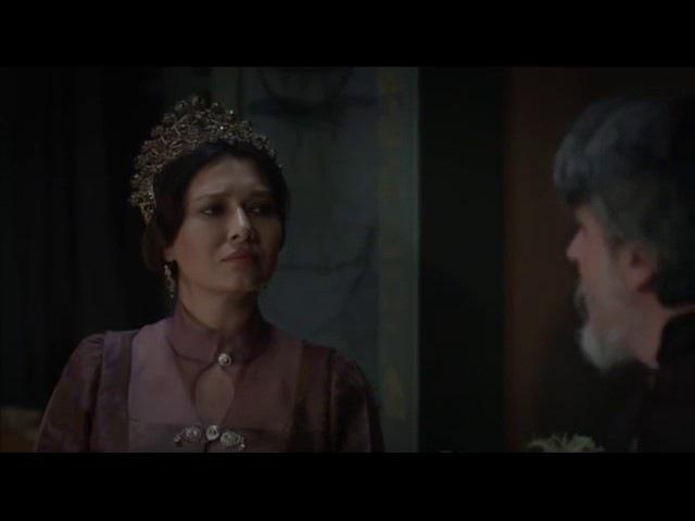 Ты похожа на Сафие Султан. Разговор Кёсем и Мустафы. Великолепный век Империя Кёсем на русском