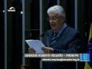 Intervenção no RJ é uma farsa midiática, diz Senador Requião
