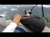 Friday Freakout Skydive Student's Parachute Pilot Chute Caught Around Arm, Saved By Instructor