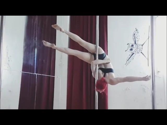 SoVa Poletrick Static Pole Dance