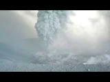 Aerial Footage Shows Eruption at Shinmoedake Volcano