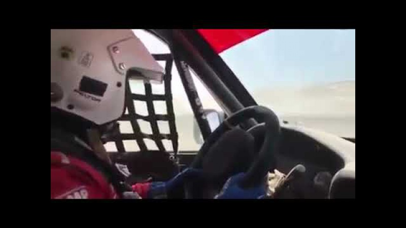 Дакар 2018 ¦ Камаз обгоняет соперников на скорости за 200 км⁄ч как стоячих!