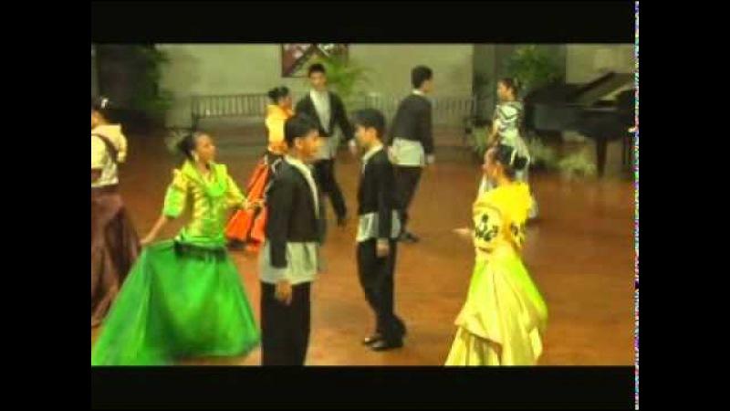 Flp/Sp Dance quadrille folqlorique: l`interpretation francaise