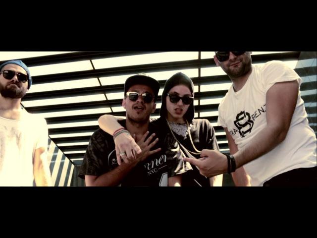 Satra B.E.N.Z. ( Lu-K Beats, Killa Fonic, Super ED, NOSFE, Keed ) - traparmy [ Official Video ]