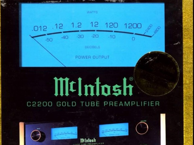 Mcintosh Demo CD