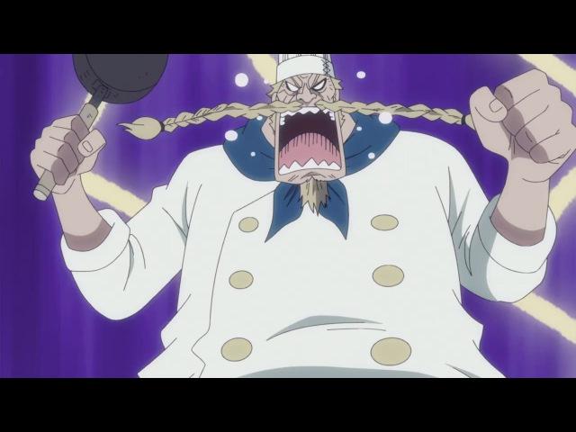 One Piece 808 [двухголосная озвучка Ruslana Ramen] Ван Пис / Большой Куш [AniPlay.TV]