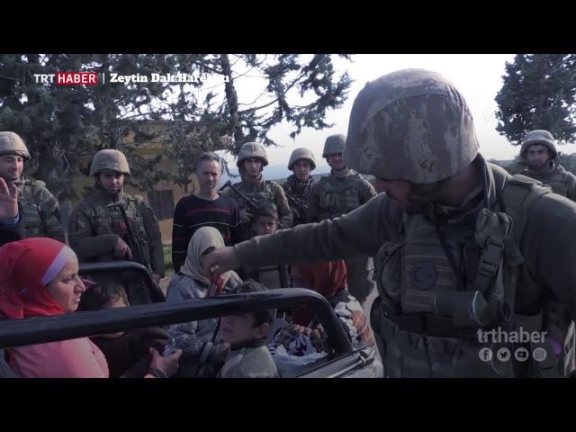 Страшный сон террористов-курдов, Мехметчик, пишет эпопею в Afrin.