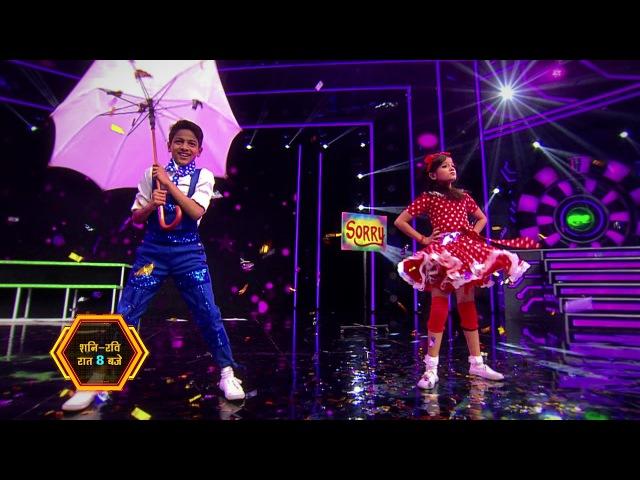 Super Dancer Chapter 2 Vivek Shagun's Reverse Act Sat Sun 8 00 PM Promo