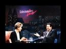 Александр Ильин в ток шоу Schreinemakers Live. Германия, 1992 год.