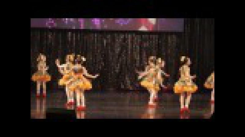 Отчетный концерт театра танца Эхо танец Королева красоты
