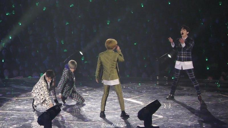 180217 Sherlock [SHINee WORLD THE BEST 2018~FROM NOW ON~] Osaka