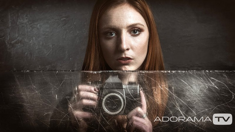 Grungy Glass Window: Take and Make Great Photography with Gavin Hoey