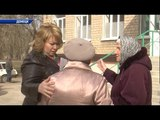 Ольга Макеева посетила ярмарку в поселке Октябрьский