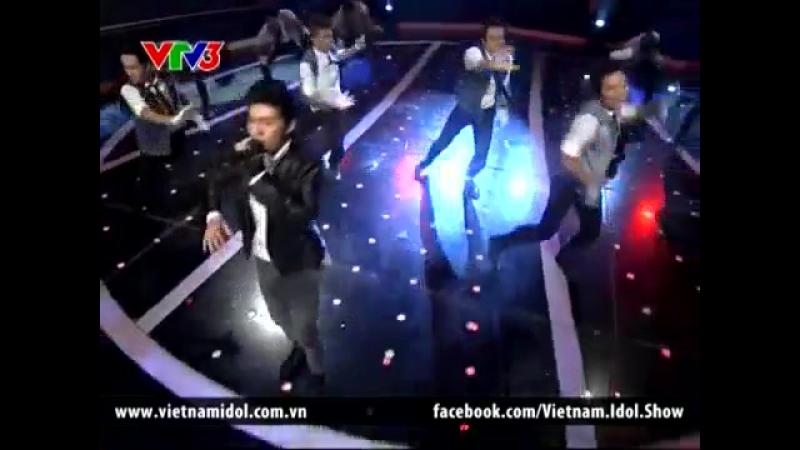 Noo Phuoc Thinh - Vang Em (Vietnam Idol)