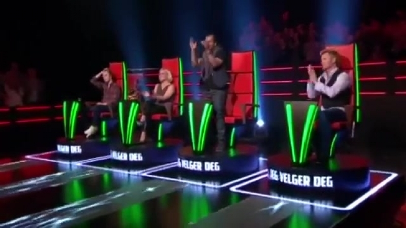 Odd Nordheim Sex On Fire Blind Audition The Voice Norway 2012 YouTube