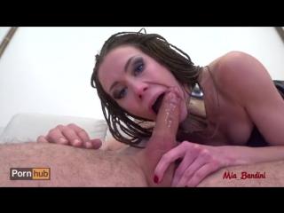 Mia Bandini Horny College Teen gets Dominated and Anal Fucked Rough Mia Bandini - Pornhubcom