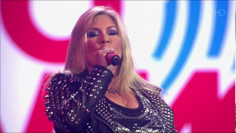 SAMANTHA FOX - Touch Me (I Want Your Body) (Moscow 2017) ...