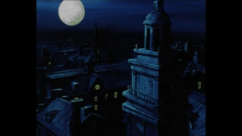 Вампир Дракула, император Тьмы / Yami no Teio: Kyuuketsuki Dracula (1980)