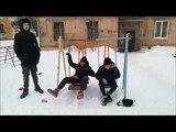 Зачитал русский настояшей рэп ( перепел АК-47 хоть кто то это смог )