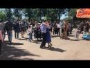 Танцуем Танго на Открытии Струковского парка на площадке Комсомольская Правда