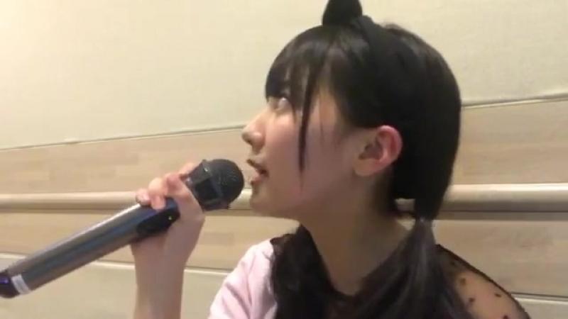37. Tanaka Miku - Zetsumetsu Kurokami Shoujo (HKT48, NMB48)