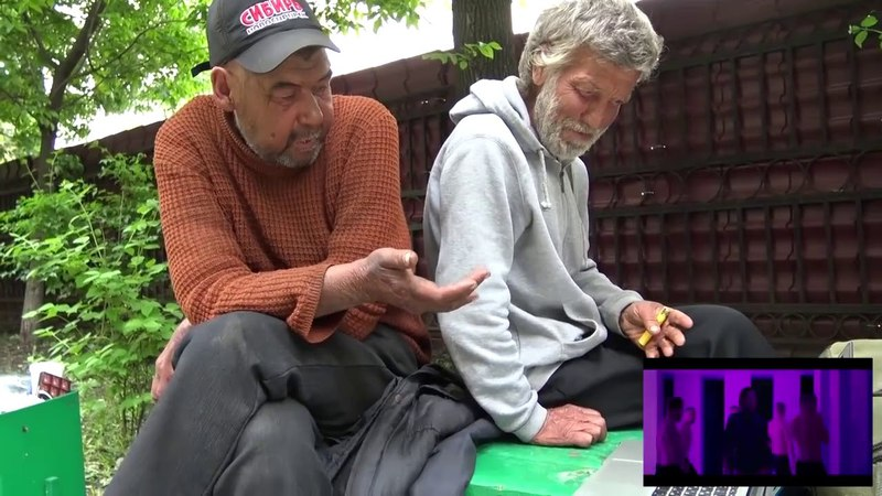 БОМЖИ ОБОСРАЛИ БУЗОВУ Homeless crap Buzova