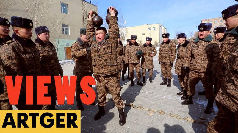 Cadets To Soldiers - Mongolian Military Academy Games | VIEWS
