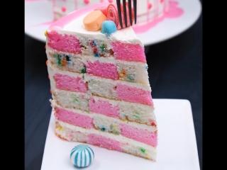 Candy Land Cake.  Наша группа во ВКонтакте LakomkaVK