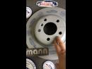 ❗️4670₽❗️Диски тормозные передние Zimmermann с антикорозийным покрытием для автомобилей BMW 5 Series F20,F11 и другие варианты❗️