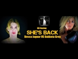 Becca Jaguar VS Dakkota Grey boxing