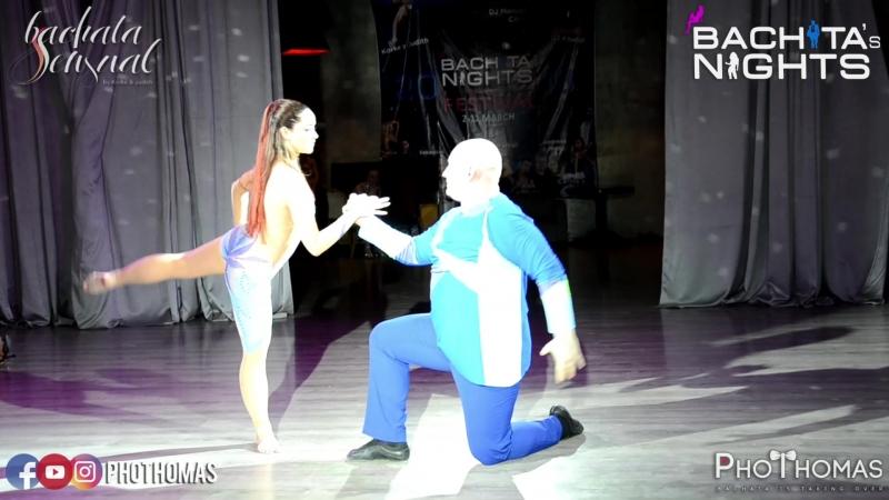 Alex Kostenko Maria Luneva [Show] @ Bachata's Nights 2018