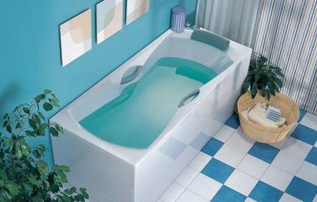 Установка акриловой ванны – картинка 2
