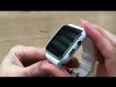 Обзор smart watch X6