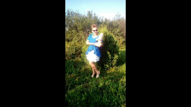 Рюшечки, оборки, воланы- что может быть более женственным. Мастерская Ирины Медовой.
