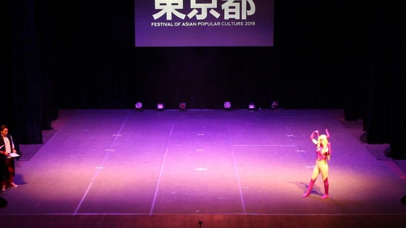 Melograno - Леди Гора/Моя Геройская Академия (Санкт-Петербург) - FAP 2018. Festival of Asian Popular culture