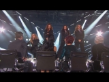 Little Mix - Power / Reggaetón Lento with CNCO (Live on The X Factor UK)