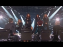Little Mix - Power  Reggaetón Lento with CNCO (Live on The X Factor UK)