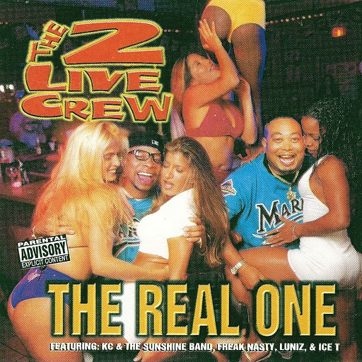 2 Live Crew альбом Real One