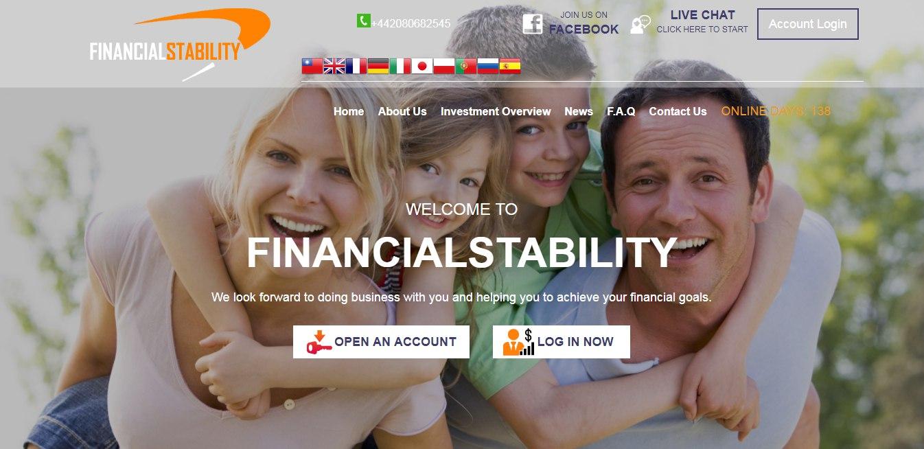 Постер к новости Financial Stability