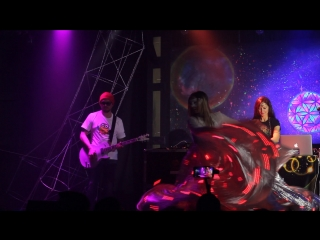 Maiia303 - electric particles / mystic sound / brooklyn hall 14.04.2018