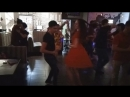Вечеринка в кафе Этаж 19.05.2018 (видео 5) бачата Кира Артур