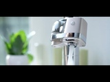 AutoWater Pro mixer, hand gestures, water flow control Смеситель Управление потоком воды