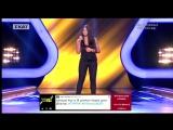 The Voice of Greece 4 - Blind Audition - OLA SAGAPANE - Anastasia Kelesidi